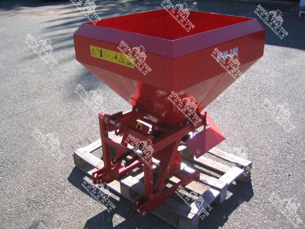 Bagodi BFM-280 műtrágyaszóró