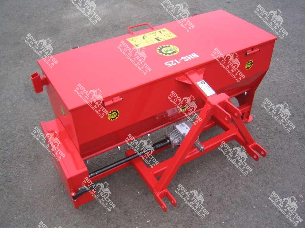 Bagodi BHS-125 műtrágyaszóró