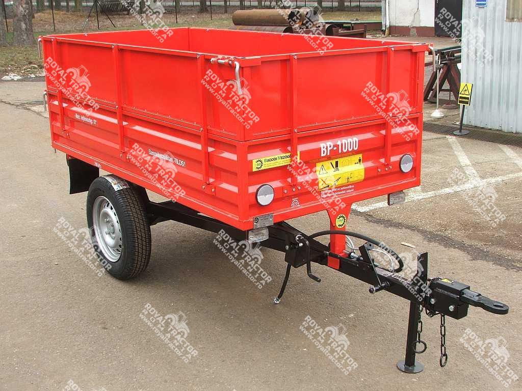 Bagodi BP-1000M pótkocsi
