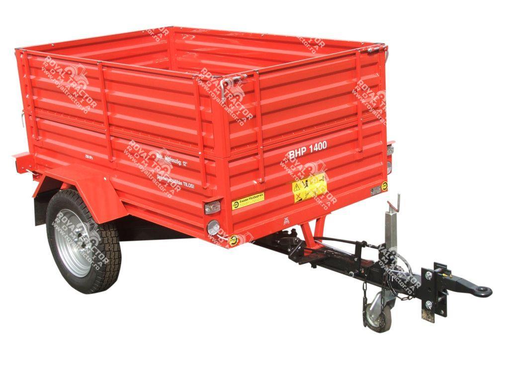 Bagodi BP-1400 pótkocsi