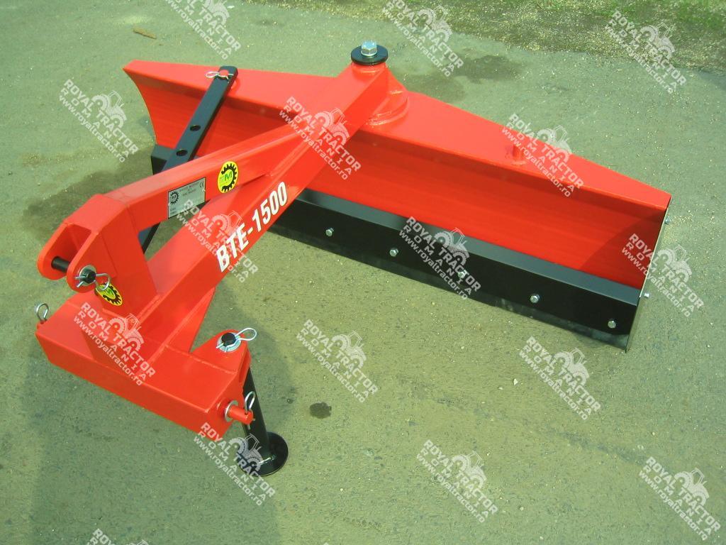 Bagodi BTE-1500 földgyalu