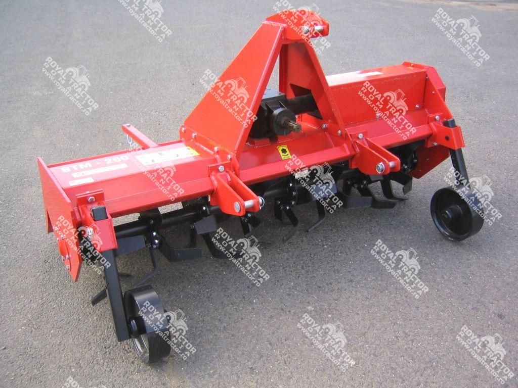Bagodi BTM-200E talajmaró