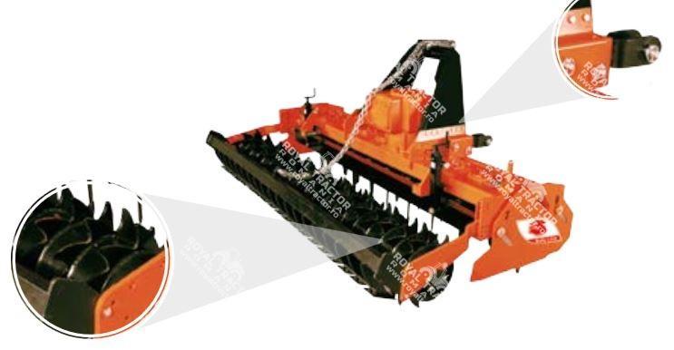 COSMO SRP250 forgóborona