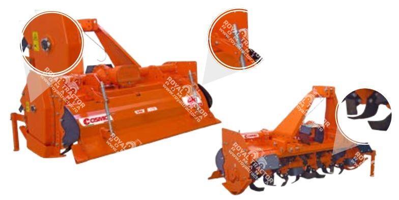 COSMO VH80 rotációs kapa