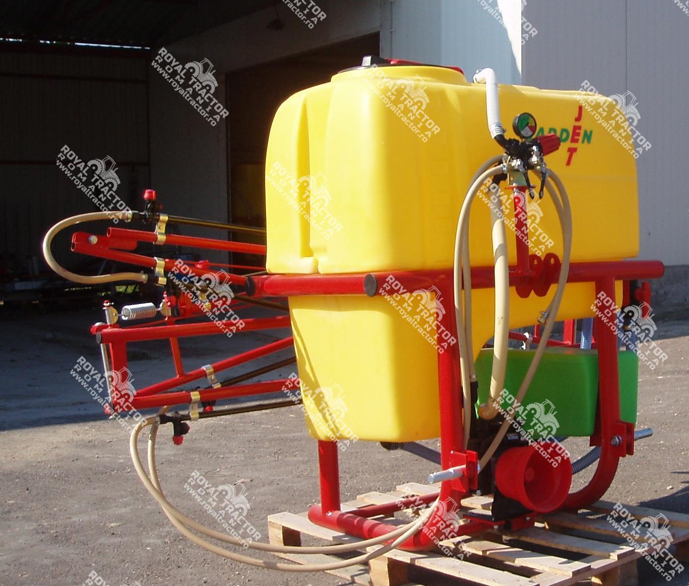 G-JET 400 / 12 mrx permetező