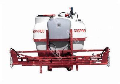 Gaspardo Sauro Start függesztett szántóföldi permetező