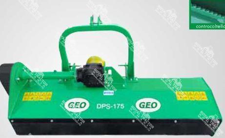 GEO DPS 220 szárzúzó