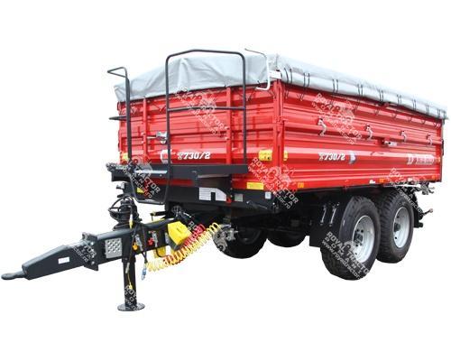 METAL FACH T-730/1 pótkocsi