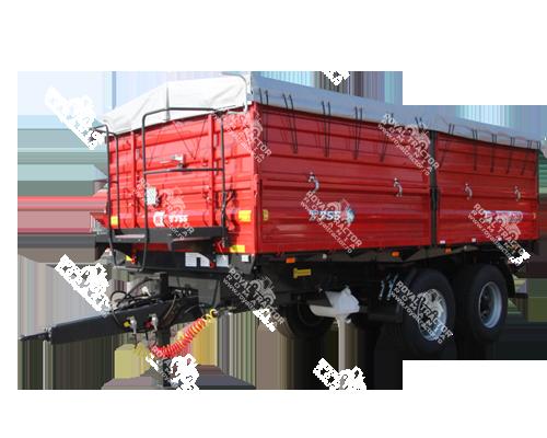 METAL FACH T-730/2 pótkocsi