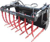 Metal-Technik 2 munkahengeres krokodil adapter