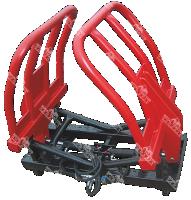 Metal-Technik ST 2 munkahengeres bálafogó