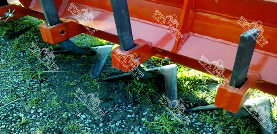 Mumgép FGYSZ gyökéreltávolító és szárnyeső