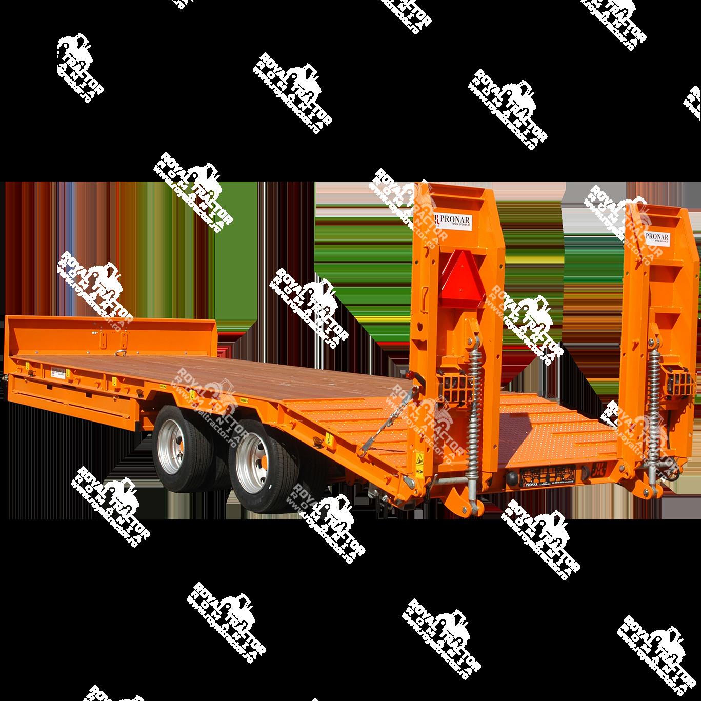 Pronar RC2100/1 alacsonyalvázas pótkocsi