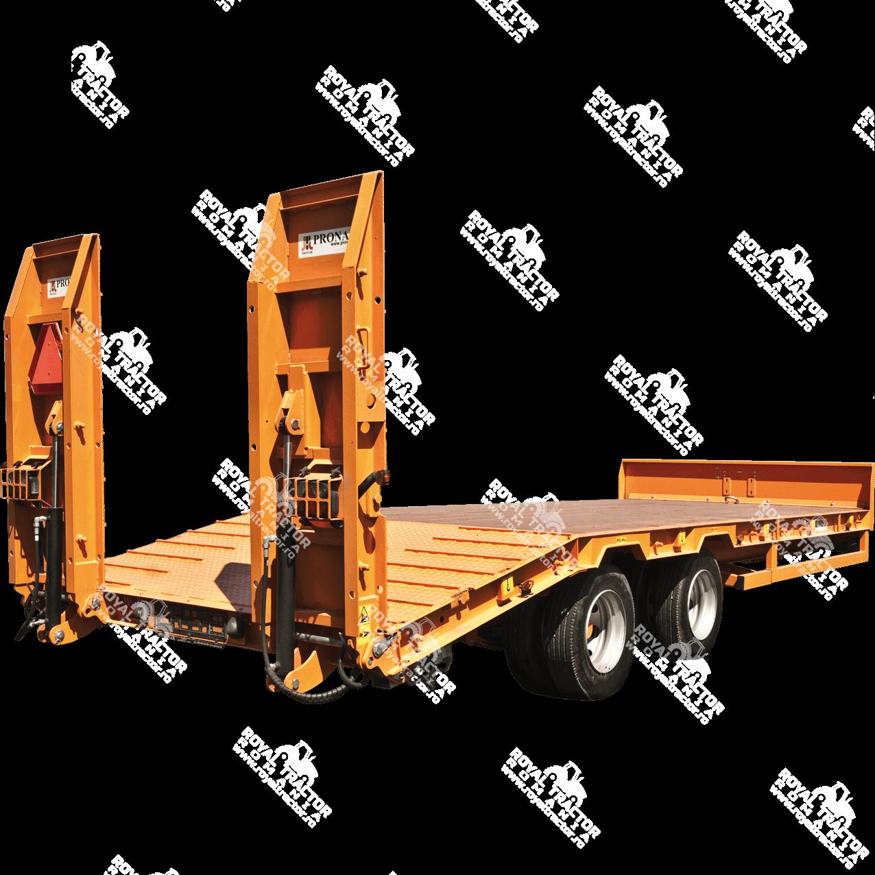 Pronar RC2100 alacsonyalvázas pótkocsi