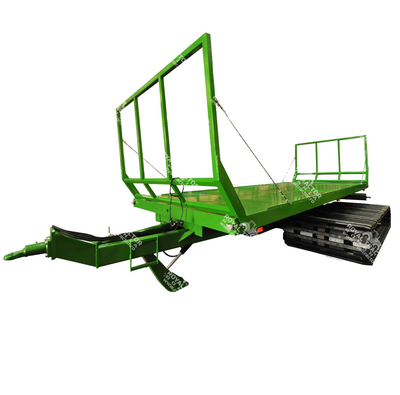 Pronar T024G bálaszállító pótkocsi