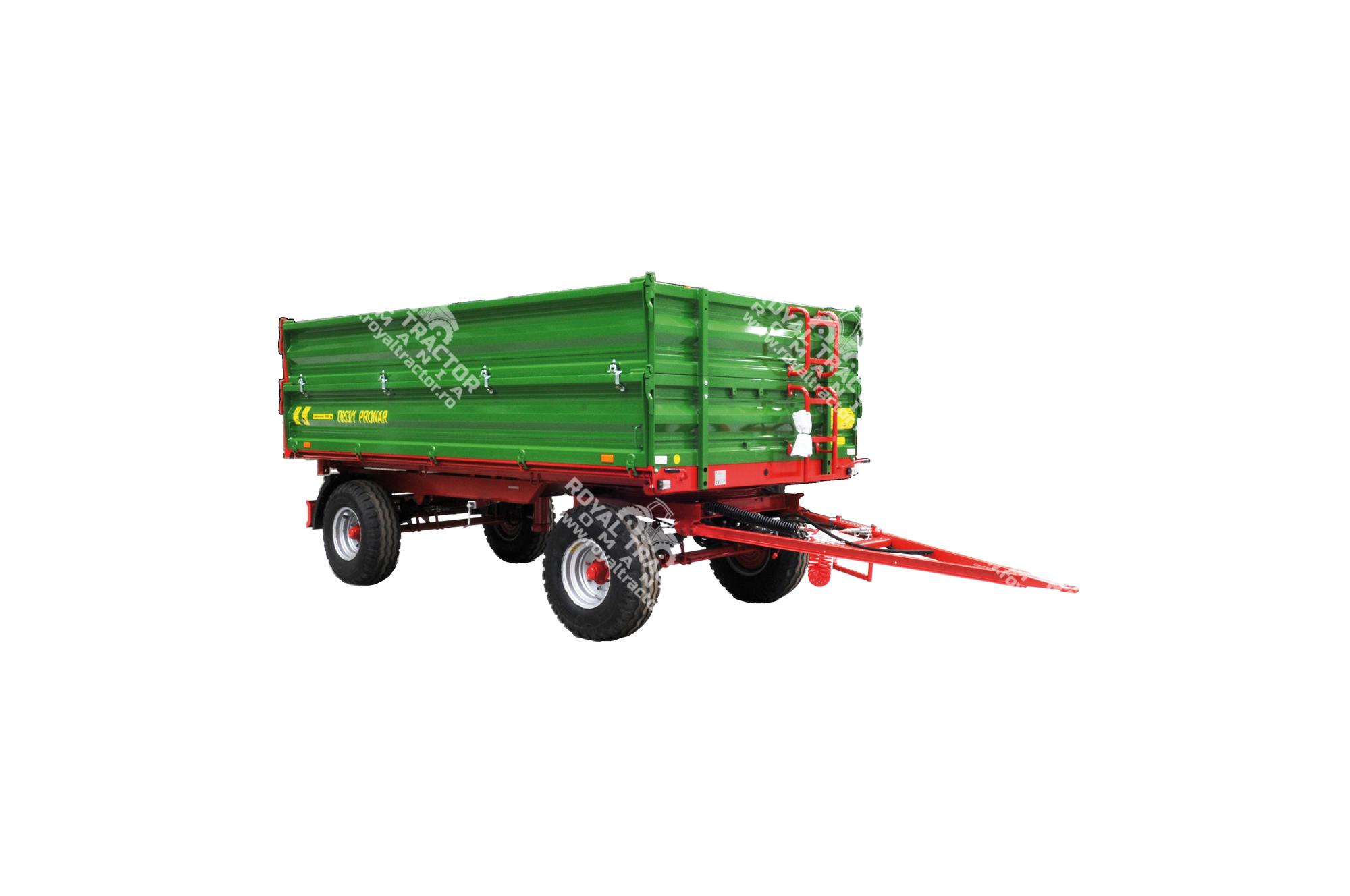 Pronar T653/1 pótkocsi