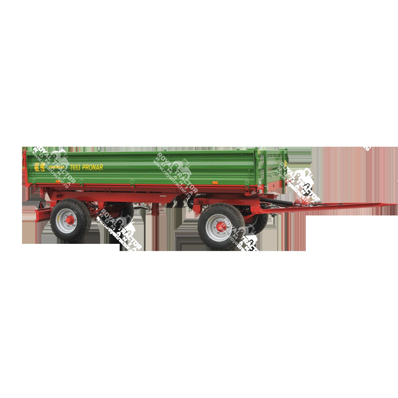 Pronar T653 pótkocsi