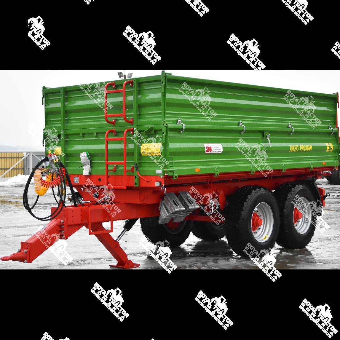 Pronar T663/1 pótkocsi