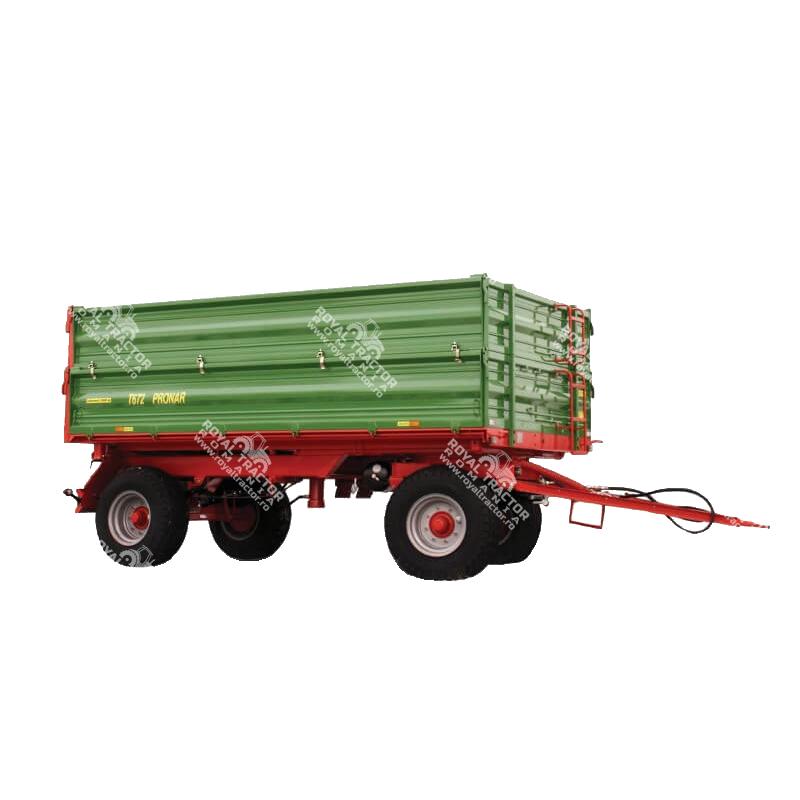 Pronar T672/2 pótkocsi