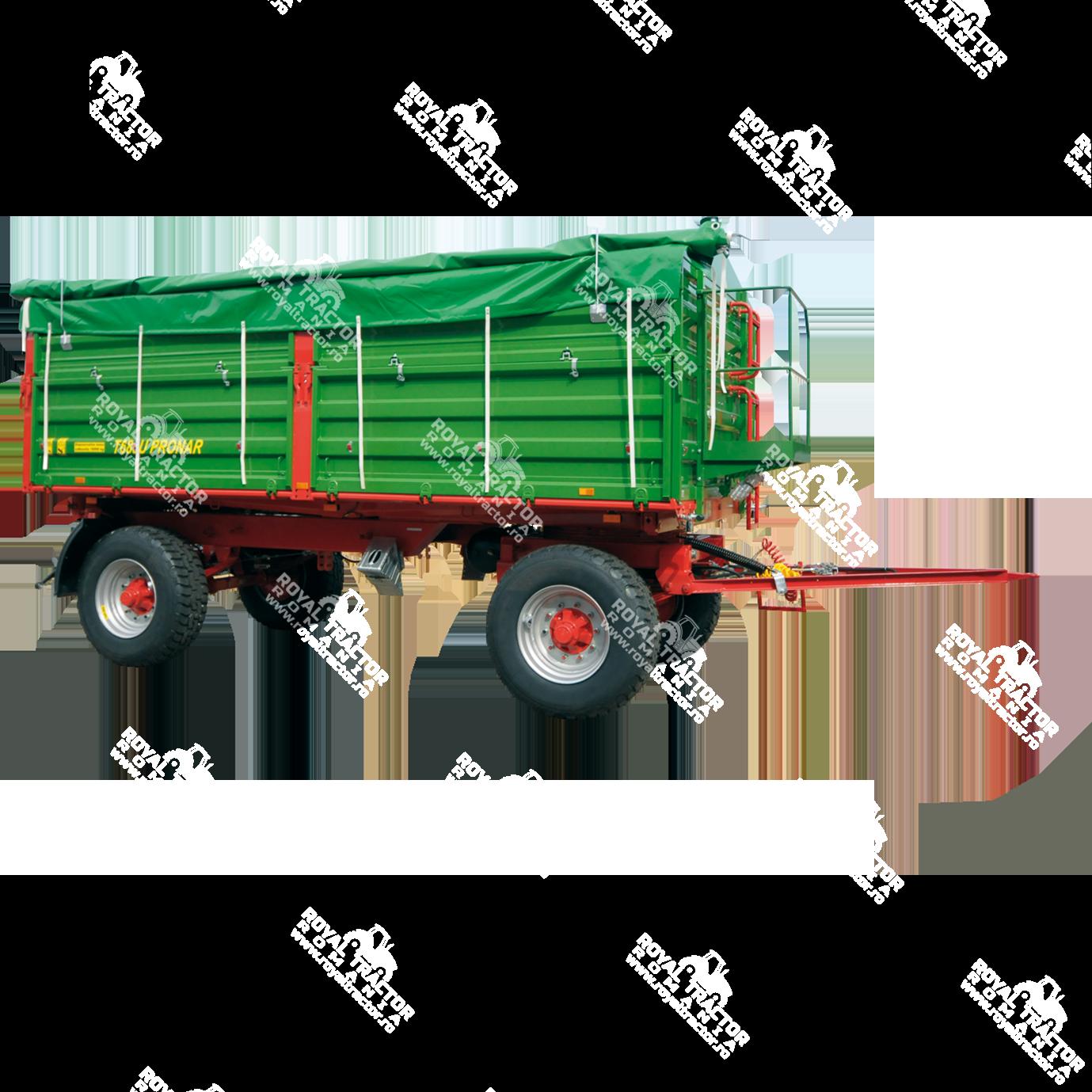 Pronar T680U pótkocsi