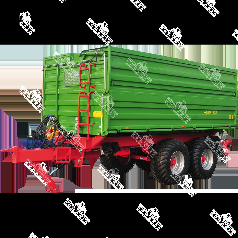 Pronar T683H pótkocsi