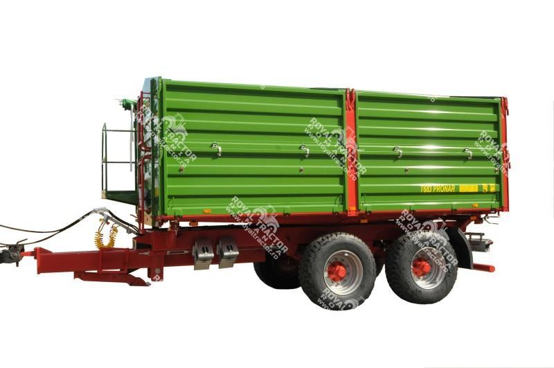 Pronar T683P pótkocsi