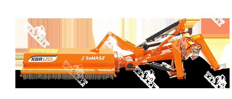 Samasz KBR/L szárzúzó
