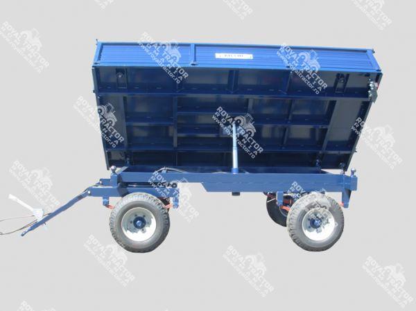 Bicchi 2B60 pótkocsi