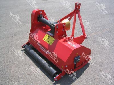 Bagodi BVZ-110-EF szárzúzó