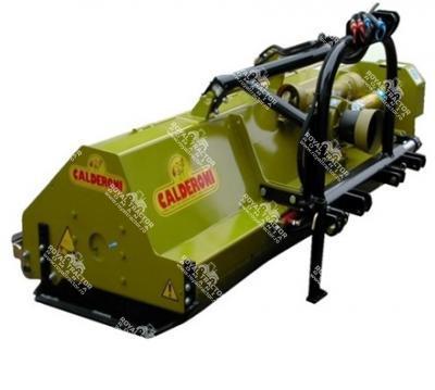 Calderoni TSC 240 szárzúzó