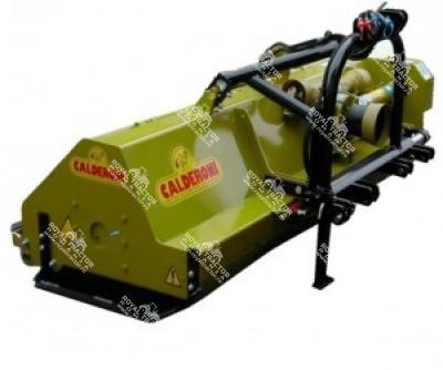 Calderoni TSCM 130 szárzúzó