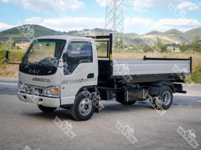 Durso JAC HFC 1035 / OP65 kommunális kisgép