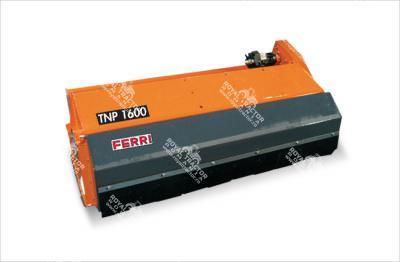 Ferri TNP 1600 Power cserélhető vágófej TKP, TKD sorozat
