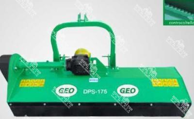 GEO DPS 155 szárzúzó