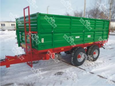 GOMAR 7 tonnás trágyaszóró
