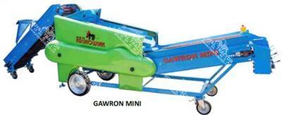 Krukowiak GAWRON M647 és GAWRON MINI M647/1 burgonyválogató