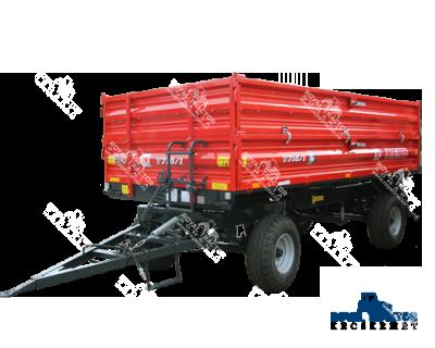 METAL FACH T-710/2 pótkocsi