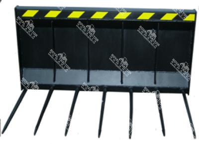 Metal-Technik trágyavilla