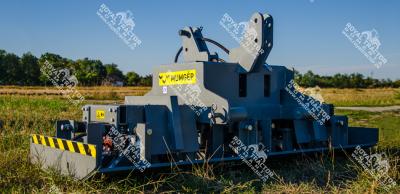 Mumgép FLV100 földgyalu