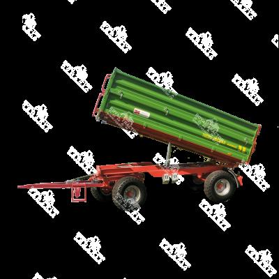 Pronar T653/2 pótkocsi