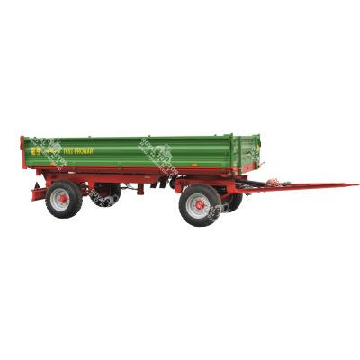Pronar T653/3 pótkocsi
