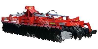ROL/EX Taurus hidraulikus összecsukható kultivátor