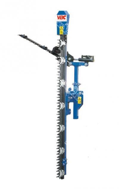 VBC BIF bilama alternáló kaszakaros csonkázó adapter