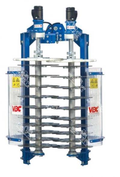 VBC P0 száraz előmetsző adapter