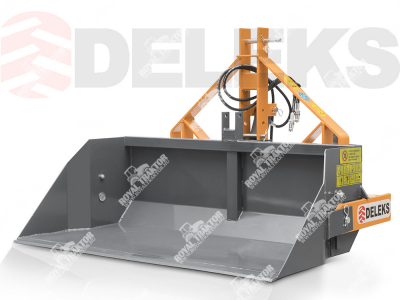 Deleks PRI-H Hidraulikus szállítóláda