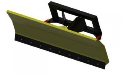FFagró FFLM250S tolólap (Mechanikusan állítható, erősített)