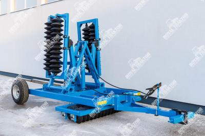 AgriMetál Optima Gyűrűshenger (hidraulikus)