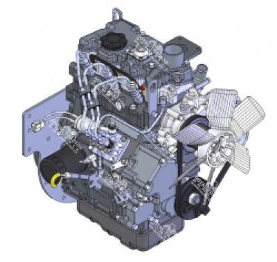 ISEKI TM 3215 AL / AHL