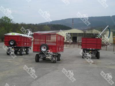 Bicchi 2B30 pótkocsi
