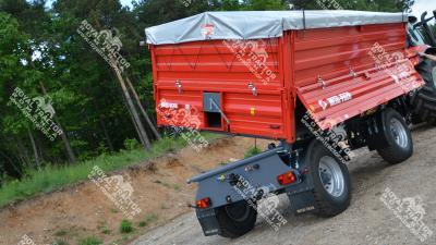 METAL FACH T-711/3 pótkocsi